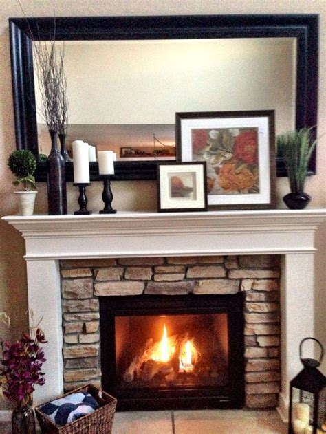 fireplace decorations for 17 best ideas about fireplace mantel decorations on