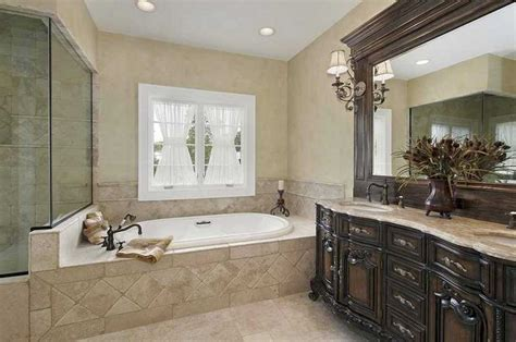 designer master bathrooms small master bathroom remodel ideas with classic design