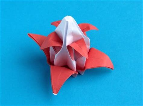 origami flower advanced joost langeveld origami page