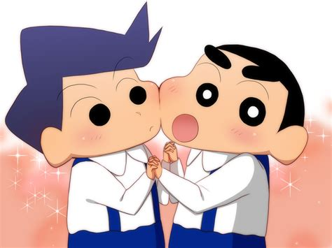 crayon shin chan crayon shin chan zerochan anime image board