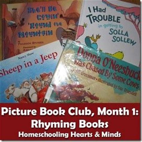 best rhyming picture books 33 best images about language arts rhyming on