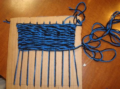 weaving crafts for you to see yarn weaving projects on craftsy