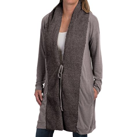 jersey knit cardigan jersey knit cardigan sweater for save 83