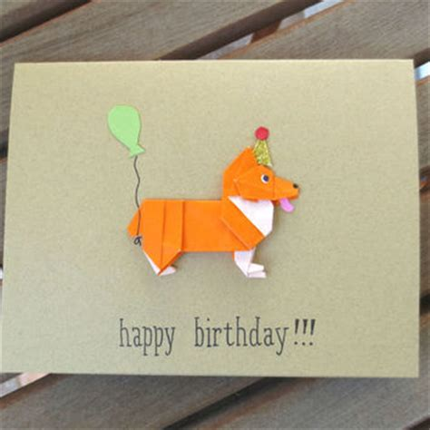 cool origami cards shop birthday origami card on wanelo