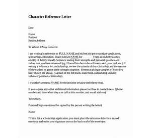 6 tenant reference letter templates free sample - Recommendation Letter For Babysitter