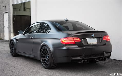 M3 Bmw by Matte Black Bmw E92 M3 Supercharged Project By European