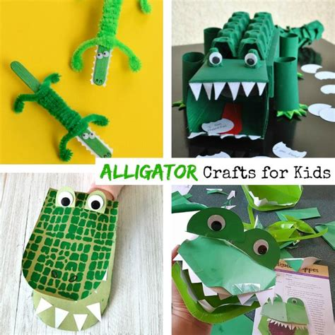 alligator crafts for best 20 alligator crafts ideas on bye bye