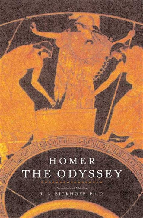 the odyssey picture book the odyssey r l eickhoff macmillan