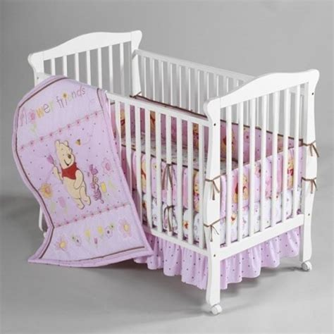 peeking pooh crib bedding disney baby peeking pooh friends 7 crib set