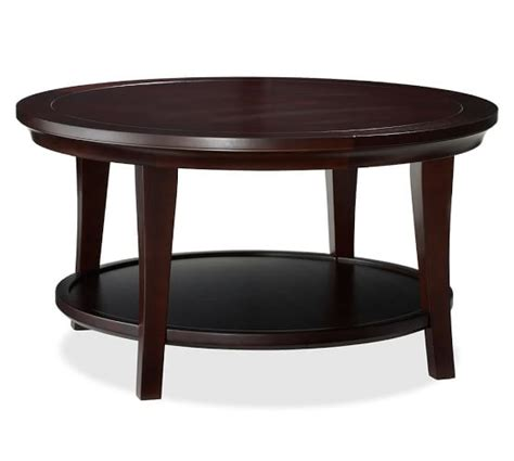 how are coffee tables metropolitan coffee table pottery barn