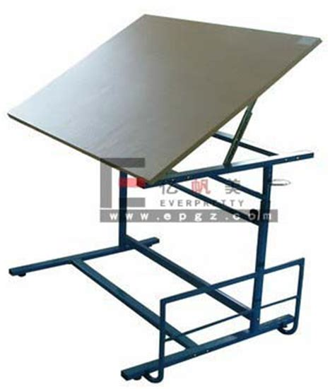 student drafting table 2015 durable folding wooden student drafting drawing table