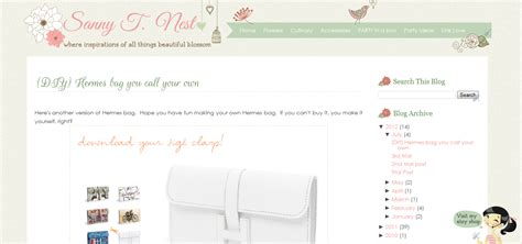 sanny t blogger template design ipietoon cute blog design