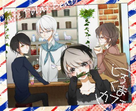 shirokuma cafe shirokuma cafe 1092352 zerochan