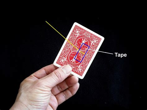 how to make magic tricks with cards easy magic trick floating card trick