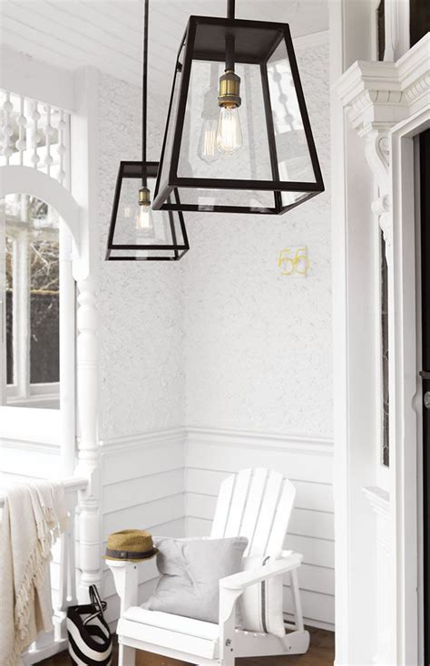 pendant porch light 1000 ideas about entry lighting on foyer