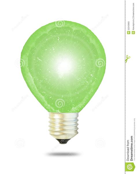 eco lights green eco light bulb background stock photo image 22243960