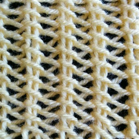 how to knit the bamboo stitch lace archives purl avenue