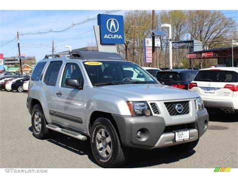 xterra paint colors 2010 silver lightning metallic nissan xterra s 4x4