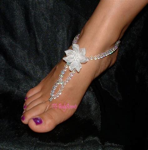 how to make barefoot sandals jewelry sandals foot jewelry make
