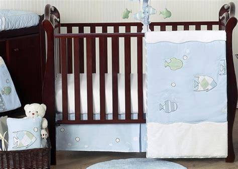 fish crib bedding fish crib bedding for baby crib design inspiration
