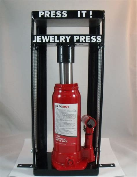 hydraulic press for jewelry the world s catalog of ideas