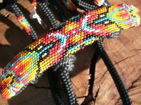 beaded rope halter beaded rope halter beaded tack halter