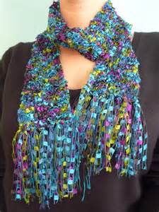 ladder yarn knitting patterns turquoise purple and green trellis ladder yarn