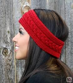 ear warmer loom knitting pattern best 25 knit headband ideas only on knitted
