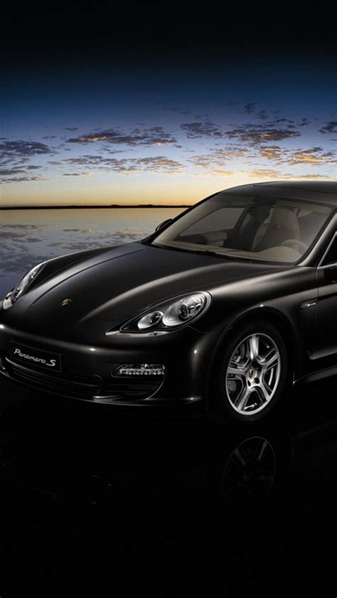 Iphone 5 Car Wallpaper by Iphone 5 Wallpapers Hd Porsche Panamer Car Iphone 5