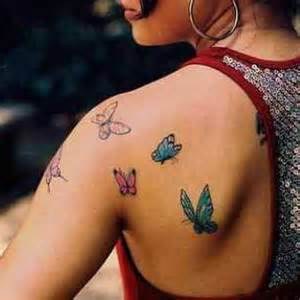 erfly shoulder tattoo tattoo collections