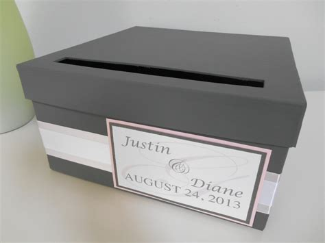 how to make a card box for a wedding modern wedding card box bridal shower card box reception card