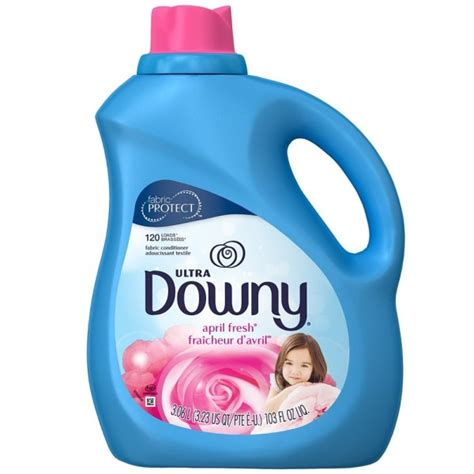 downy laundry downy ultra fabric softener april fresh 103 oz pharmapacks