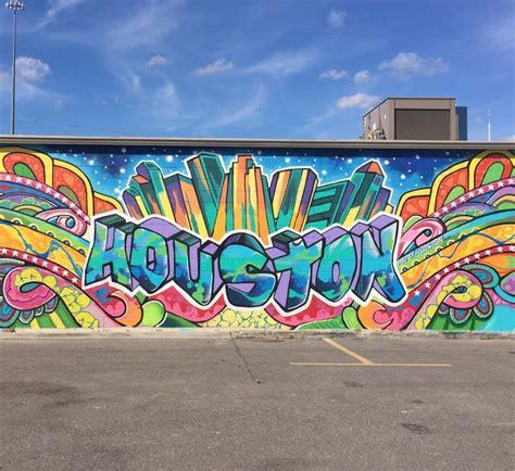 graffiti wall murals downtown houston mural wall graffiti my houston