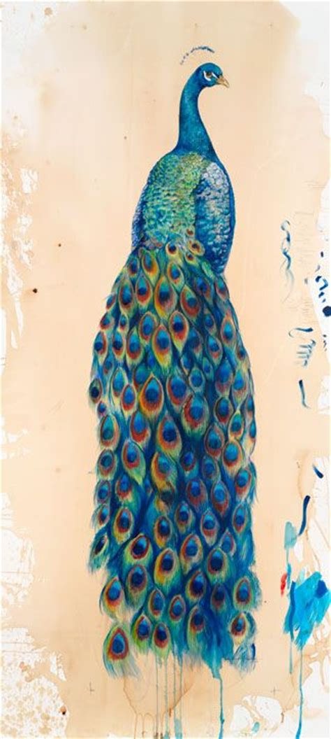 acrylic paint or watercolor 20 best images about watercolor peacock on