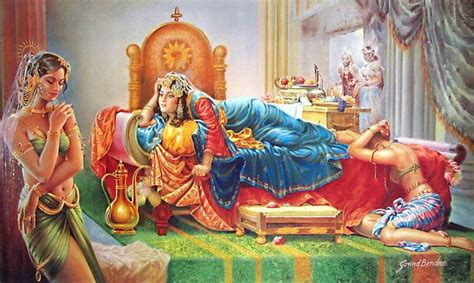 indian painting pictures indian harem http www