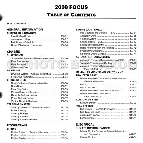 car service manuals pdf 2010 ford focus free book repair manuals service manual 2008 ford focus workshop manuals free pdf download ford 2008 f 250 owners