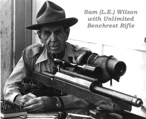Ballard Design Bench blast from the past sam l e wilson benchrest pioneer