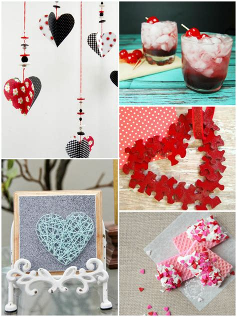 for to make at home 5 easy things to make for s day