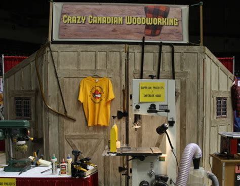 woodworking shows canada 2016 woodworking show from a different perspective