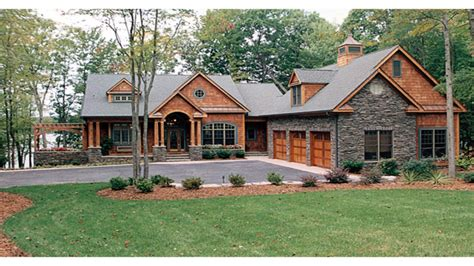 Craftsman House Plan craftsman style house plans craftsman house plans lake