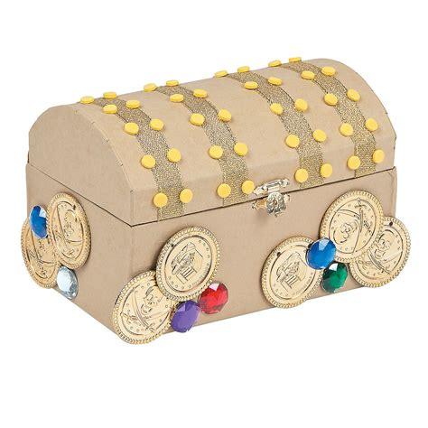treasure chest craft for treasure chest craft kit trading