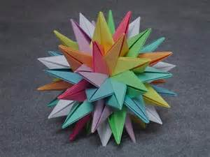 how to make modular origami math craft monday community submissions plus how to make