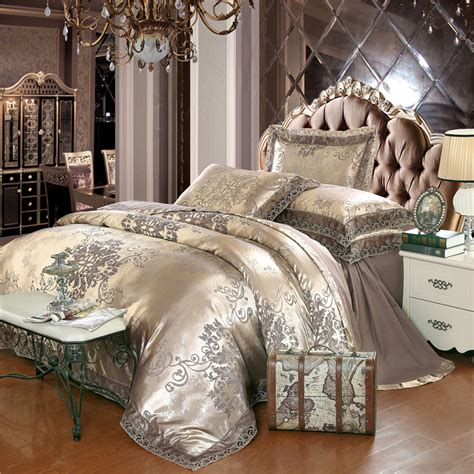 luxurious bedding sets cheap popular silver comforter set buy cheap silver comforter