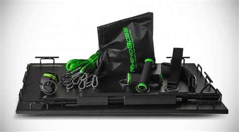Virtual Design A Kitchen rhinoboss resistance band system wants to be your home gym