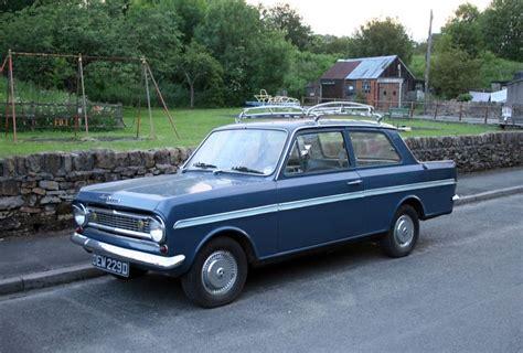 vauxhall viva ha sl90 1966 cars