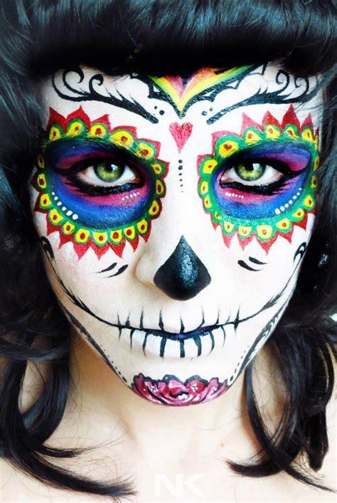 tutorial skull sugar skull paint archives i