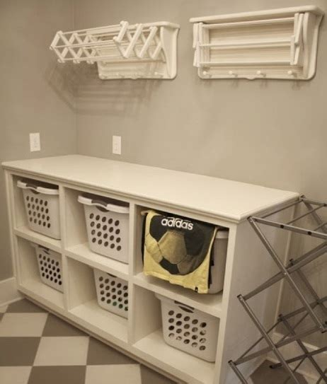 storage ideas for laundry rooms inexpensive diy shelf laundry room storage ideas