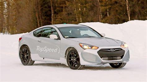 Hyundai Genesis Coupe Reviews by 2016 Hyundai Genesis Coupe Review Top Speed