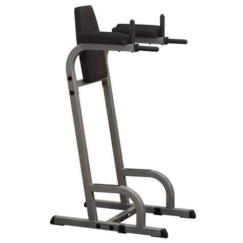 bodysolid chaise romaine appareils pour abdominaux musculation fr
