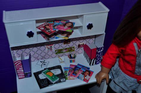 18 inch doll desk american doll 18 inch doll school desk supplies